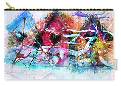 Home Through All Seasons Carry-all Pouch