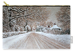 Homeward Bound Carry-all Pouch by Rosemary Colyer