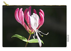 Honeysuckle Carry-all Pouch by Richard Thomas