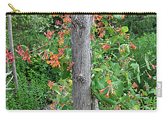 Honeysuckle's Friend Carry-all Pouch