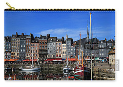 Honfleur France Carry-all Pouch