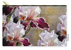 Hood Canal Iris Carry-all Pouch