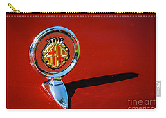 Hood Ornament On Matador Barcelona II Coupe Carry-all Pouch