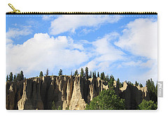 Hoodoos Carry-all Pouch by Alyce Taylor