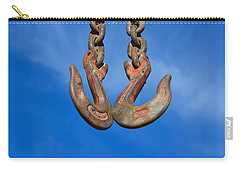 Hooked - Photography By William Patrick And Sharon Cummings Carry-all Pouch by Sharon Cummings