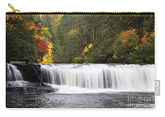 Hooker Falls In North Carolina Carry-all Pouch