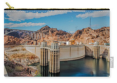 Hoover Dam Reservoir Carry-all Pouch