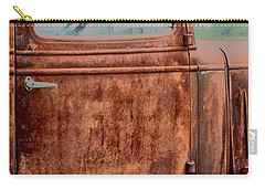 Carry-all Pouch featuring the photograph Hop In by Lynn Sprowl