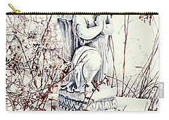 Hope In Winter Carry-all Pouch