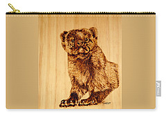 Hope's Marten Carry-all Pouch by Ron Haist