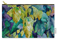 Hops Carry-all Pouch by Beverley Harper Tinsley