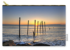 Horizon Sunburst Carry-all Pouch by Michael Ver Sprill