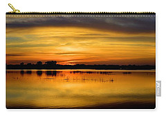 Horizons Carry-all Pouch by Bonfire Photography