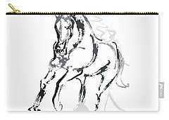 Horse- Andalusian Angel Carry-all Pouch