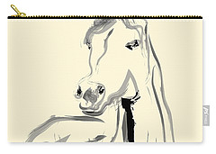 Horse - Arab Carry-all Pouch