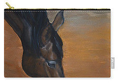 horse - Lily Carry-all Pouch by Go Van Kampen