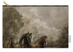 Horse In Motion Carry-All Pouches