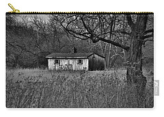 Horse Shed Carry-all Pouch by Robert Geary