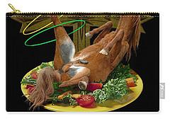 Horseflesh Carry-all Pouch