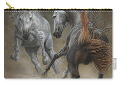 Horseplay II Carry-all Pouch