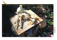 Horseradish In The Fall Carry-all Pouch
