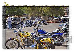 Horses Of Iron24 Carry-all Pouch