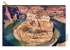 Horseshoe Bend In Arizona Carry-all Pouch