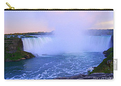 Horseshoe Falls Sunset In The Summer Carry-all Pouch