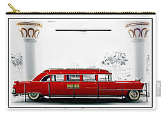 Horseshoe Fleetwood Cadillac Limousine Carry-all Pouch