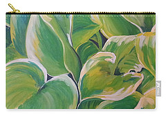 Hosta Garden Carry-all Pouch