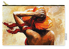 Hot Breeze  Carry-all Pouch by Emerico Imre Toth