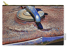 Hot Faucet Hood Ornament Carry-all Pouch