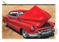 Hot Rod Buick Carry-all Pouch by Victor Montgomery