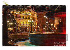 Hotel Du Louvre Carry-all Pouch