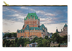 Fairmont Le Chateau Frontenac  Carry-all Pouch