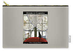 House And Garden Cover Carry-all Pouch