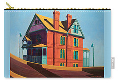 House By The Freeway Carry-all Pouch
