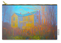 House In Blacksburg Carry-all Pouch by Kendall Kessler