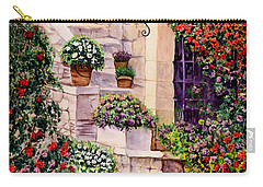 House In Oyster Bay Carry-all Pouch