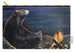 How Grandfather Bear Created The Stars Carry-all Pouch