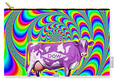 How Now Dow Cow? Carry-all Pouch