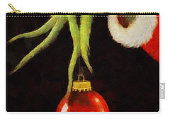 How The Grinch Stole Christmas Carry-all Pouch by Dan Sproul