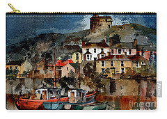 Howth Harbour In County Dublin Carry-all Pouch