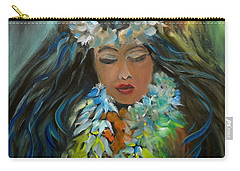 Hula  Carry-all Pouch