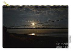 Humber Bridge Sunset Carry-all Pouch