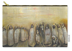 'humble Procession Of The King' Carry-all Pouch