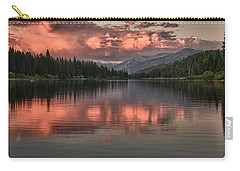 Hume Lake Sunset Carry-all Pouch