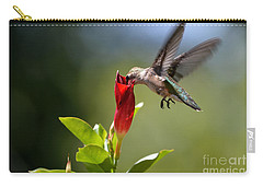Hummingbird Dipping Carry-all Pouch