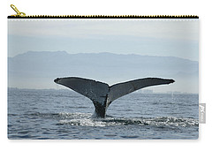 Humpback Whale Tail 3 Carry-all Pouch