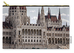 Hungarian Parliament Across The Danube Carry-all Pouch
